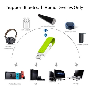 Avantree Leaf Long Range USB Bluetooth