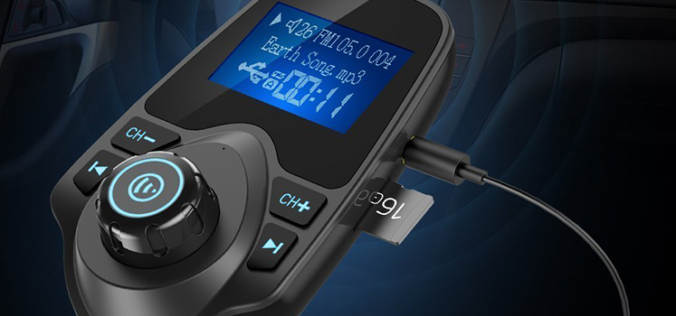 Bluetooth car adapter